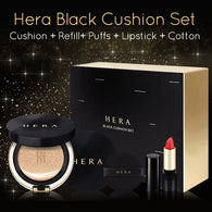 Hera Black Cushion Special Set(#No.21),  Free Shipping!