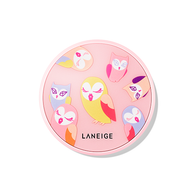 Laneige Lucky Chouette BB Cushion Whitening, 15g + 1 Refill,  #No.21- Beige