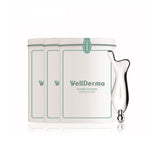 Wellderma Teatree Soothing Ampoule Mask, 30 Sheet+1 Face Lifting Pad
