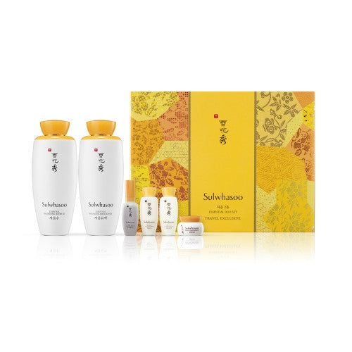 Sulwhasoo Essential Balancing Gift Set, 6pcs/box