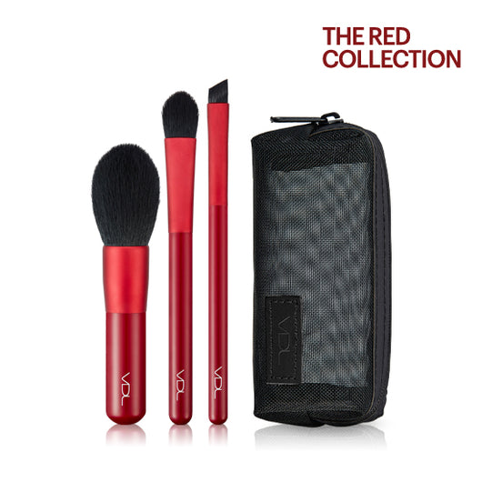 VDL Mini Brush Kit-The Red Collection