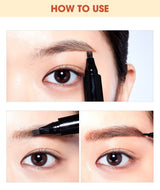 Etude House Tint My 4-Tip Brow, 4 Colors