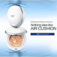 IOPE Air Cushion Natural Glow , 4th Generation,  15g+1 refill