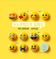 Innisfree No sebum X emoji mineral powder - 11th anniversary limited edition, random pick