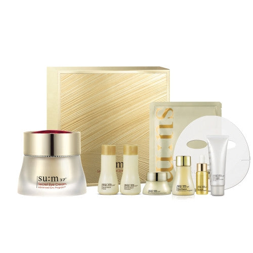 SU:M37 Secret Eye Cream Special Gift Set, 8 pcs/box