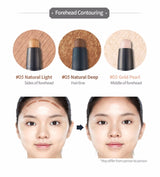 Etude House New Play 101 Stick Contour Duo AD, 4 New Colors