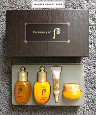The History Of Whoo Gongjinhyang 4-Piece Special Gift Set