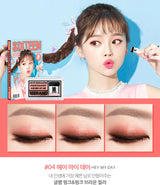 16 Brand Eye Magazine- Hey my day (Glam Pink + Pink Brown)