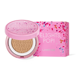 Laneige Holiday Delights POP Cushion Whitening, 15g+1 refill, with Free Gifts