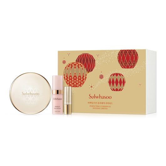 Sulwhasoo Perfecting Cushion EX Holiday Limited (Color#23-Natural Beige)