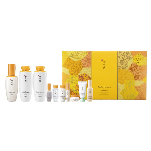 Sulwhasoo Essential Trio Set, 10pcs/box