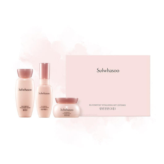 Sulwhasoo Bloomstay Vitalizing Kit (3 pcs)