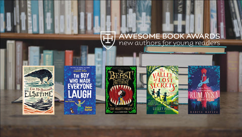 Awesome Book Awards Shortlist 2022