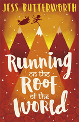 Running on the Roof of the World - by Jess Butterworth