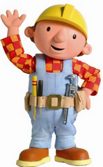 Bob the Builder - Curtis Jobling's Creation