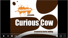 Curtis Jobling's Curious Cow Animation Shorts