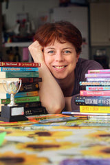 Author Photo - Jo Cotterill