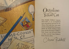 Paperback Yellow Cat - Signed