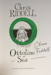 Ottoline Sea Hardback - Signed