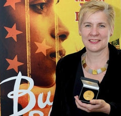 Tanya Landman Winner of the Carnegie Medal