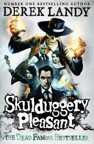 Skulduggery Pleasant - Signed Copy, by Derek Landy 9780007241620