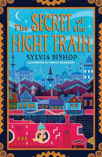Secret of the Night Train (Pre-Order) - by Sylvia Bishop 9781407184401