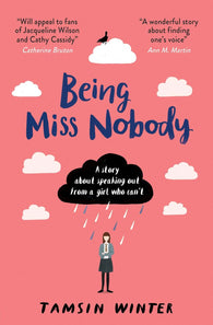 9781474927277 Being Miss Nobody - by Tamsin Winter
