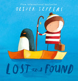 Lost and Found - by Oliver Jeffers