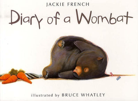 Diary of a Wombat - by Jackie French