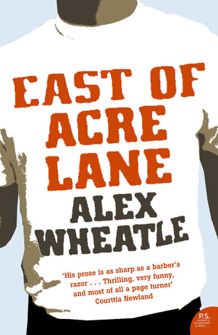 9780007225620 East of Acre Lane - Signed by Alex Wheatle