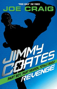Jimmy Coates 3: Revenge - Signed by Joe Craig