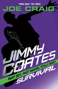 Jimmy Coates 5: Survival - Signed by Joe Craig