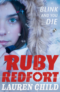 9780007334292 Ruby Redfort 6: Blink & You Die - Signed paperbak Copy, by Lauren Child