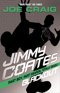 Jimmy Coates 7: Blackout - Signed by Joe Craig