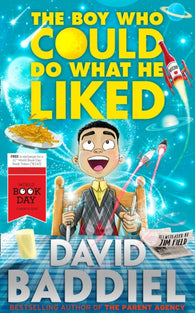 WBD: The Boy Who Could Do What He Liked - by David Baddiel