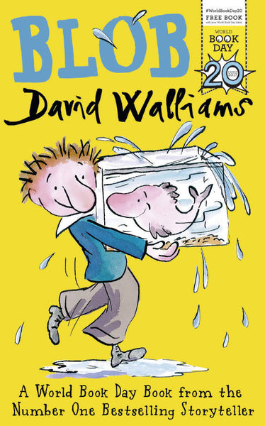 9780008221539 WBD Blob by David Walliams
