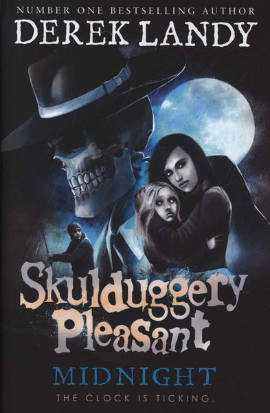 Skulduggery Pleasant 11: Midnight - Signed Copy, by Derek Landy