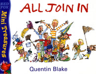 Mini Treasures: All Join In - By Quentin Blake