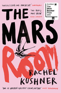 The Mars Room - by Rachel Kushner