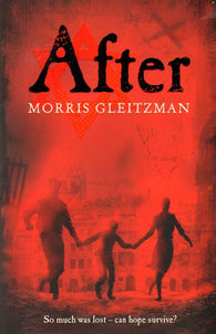 After - Signed Copy, by Morris Gleitzman
