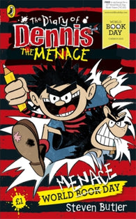 WBD: Diary of Dennis the Menace - by Steven Butler