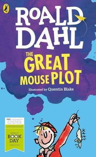 WBD: The Great Mouse Plot - by Roald Dahl