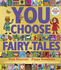 You Choose Fairy Tales-9780141378978