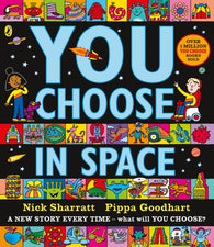 You Choose in Space-9780141379302