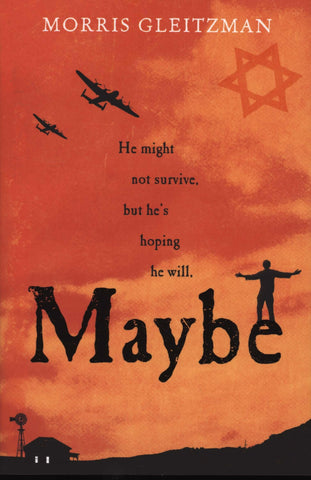 Maybe - Signed Copy, by Morris Gleitzman