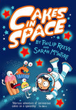 9780192734907 Cakes in Space - Signed by Sarah McIntyre