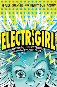 9780192743558 Electrigirl - Signed Copy, by Jo Cotterill