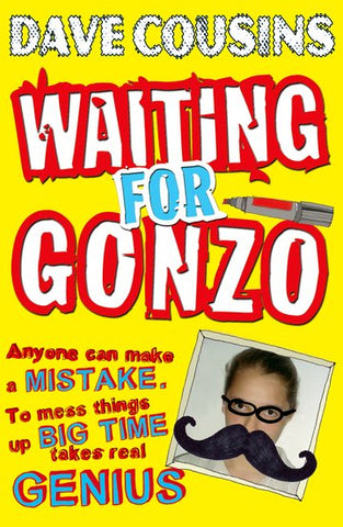 Waiting for Gonzo - by Dave Cousins