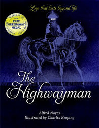 The Highwayman, by Alfred Noyes 9780192794420