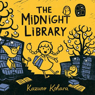The Midnight Library, by Kazuno Kohara 9780230736092
